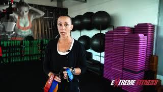 Фитнес-резинки в Extreme Fitness
