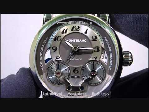 9447fa0fe0d MB 102337 montblanc star nicolas rieussec chronograph gmt