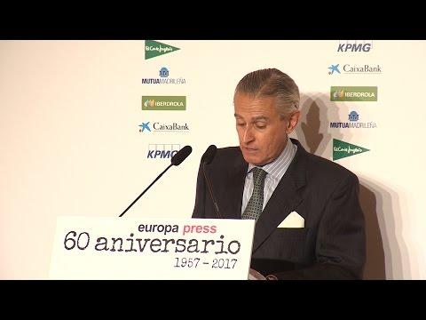 Presidente de Europa Press destaca los valores de la agencia