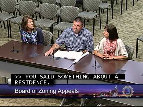 05/02/13 Board of Zoning Appeals Meeting