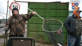 Морская рыбалка - Одесса сегодня (осень 2018) - Ловля кефали - Sea Fishing