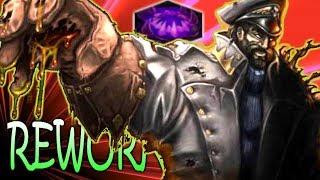 HOTS Stukov Rework Details! Covering Stukov Talent Updates |  (Heroes of the Storm Stukov Gameplay)