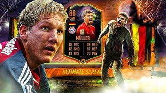THE BEST BUNDESLIGA STRIKER?! 88 ULTIMATE SCREAM MULLER PLAYER REVIEW! FIFA 20 Ultimate Team