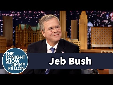 Jeb Bush Is Younger and Better Looking than Brother George W.