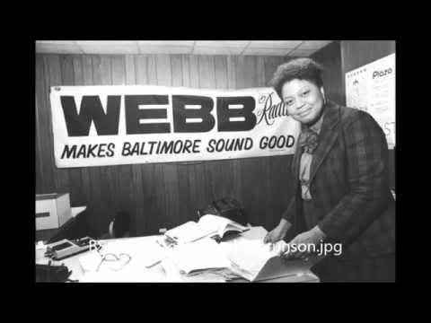 WEBB Baltimore radio Mix 1 (early 1980's)