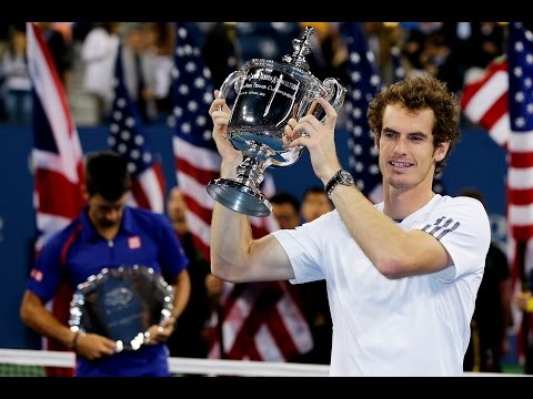 Murray vs. Djokovic 2012 US Open Final