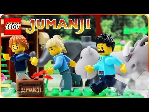 ♥ LEGO JUMANJI THE MOVIE Home of Disney Princess