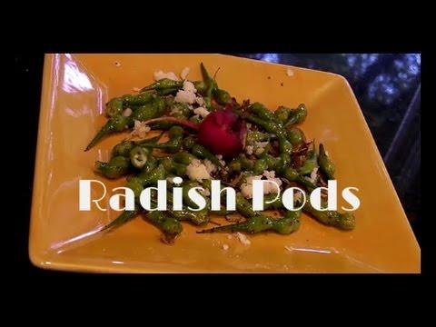 Radish Pod Recipe