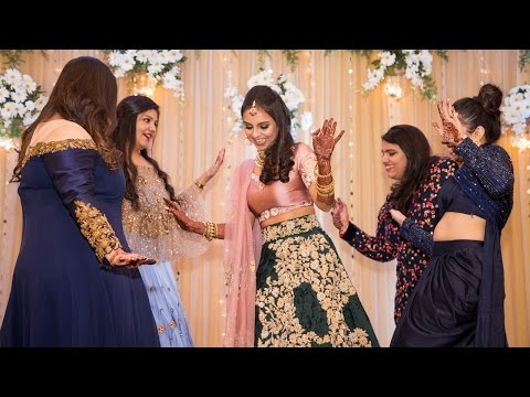 ChashmaRanjan Sangeet: The bride and her bridesmaids dance to Say Na Say Na {song 13}