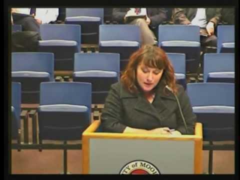 City of Moore December 5, 2011 City Council/MPWA/MRMB