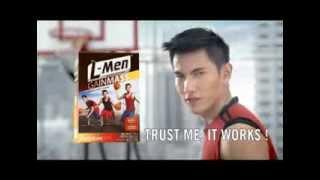 Iklan L-Men Gain Mass Terbaru 2014 Versi Albern Sultan 15s