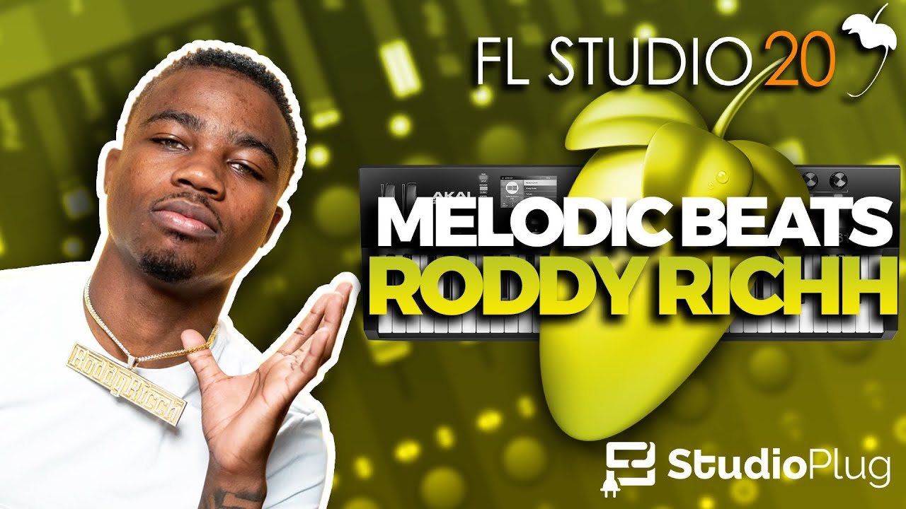 How To Make A Melodic Roddy Ricch Beat On FL Studio