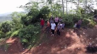 Gunung Cilumuh Majenang Cilacap | Aerial View | Dji Phantom 2