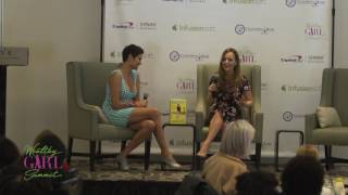 Wealthy Girl Summit: Nicole Lapin Interview with Alicia Dunams