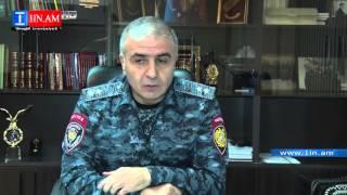 Ոստիկանությունը թույլ չի տալու որևէ անօրինական գործողություն. Հունան Պողոսյան