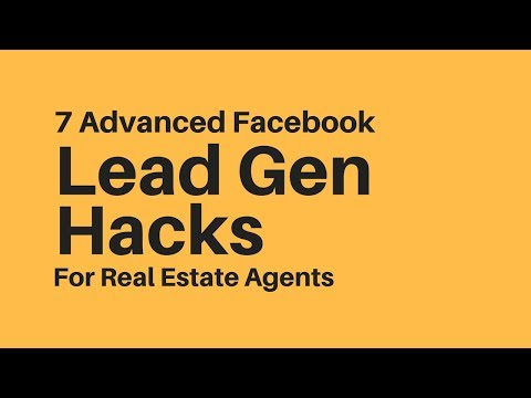 7 Advanced Facebook Ad Strategies to Skyrocket Your Real Estate Lead Generation Campaign