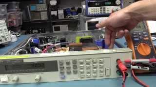 EEVblog #667 - Agilent 6643A Power Supply Binding Post Hack