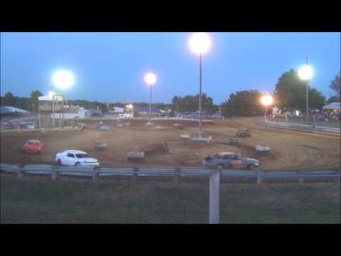 Keokuk County Expo FWD A Main 7-29-17