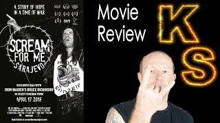 Bruce Dickinson   Scream for Me Sarajevo   Review