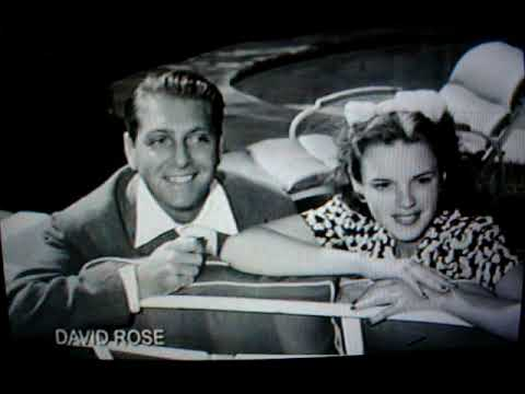 Judy Garland & Johnny Mercer Love Affair