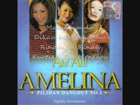 Amelina - Ah Rindu Lagi