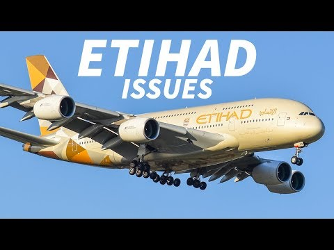 ETIHAD AIRWAYS plan to REMOVE more AIRCRAFT