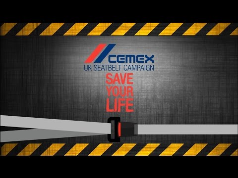 CEMEX UK Seatbelt Campaign Film