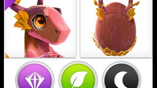 How to breed Autumn Dragon - Dragon Mania Legends