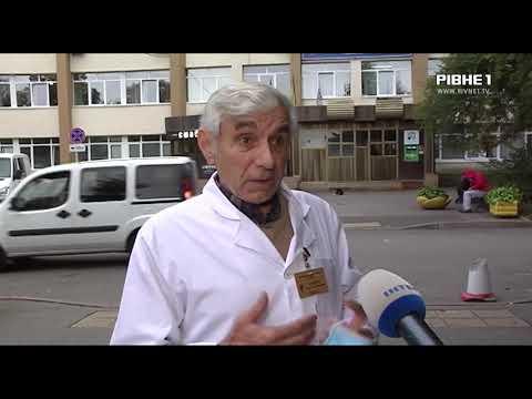 TVRivne1 / Рівне 1: Показники захворюваності на COVID-19 на Рівненщині не спадають