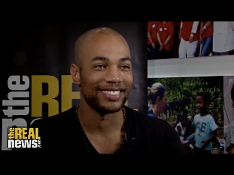Kendrick Sampson: The Movement is About Change from the People