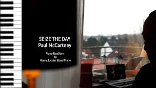 "Song #236 ""Seize the Day"" (Paul McCartney) - Piano Edition by Marcel Lichter Island Piano"