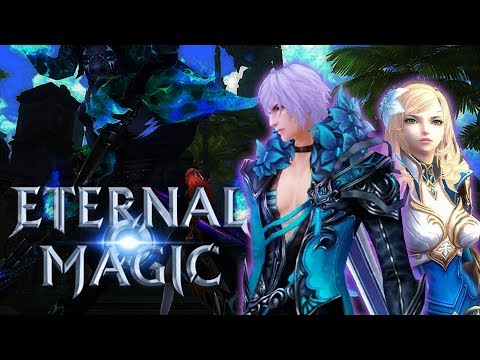 Eternal Magic (NEW MMORPG) Yes, I Tried It 🤨 First Impressions