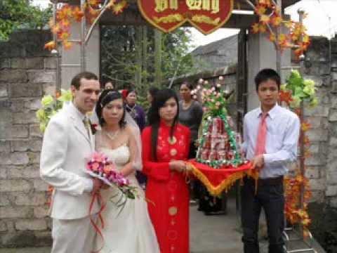Mariage Femme Asiatique, Vietnamienne, Franco www.vietnamrencontres.com ,  YouTube
