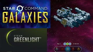 Steam Greenlight Gold - Star Command Galaxies