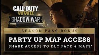 Official Call of Duty®: WWII - Gölge Savaşı DLC 4 Tanıtım
