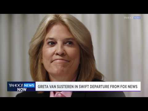 Fox News settles with Gretchen Carlson and Greta Van Susteren leaves the network