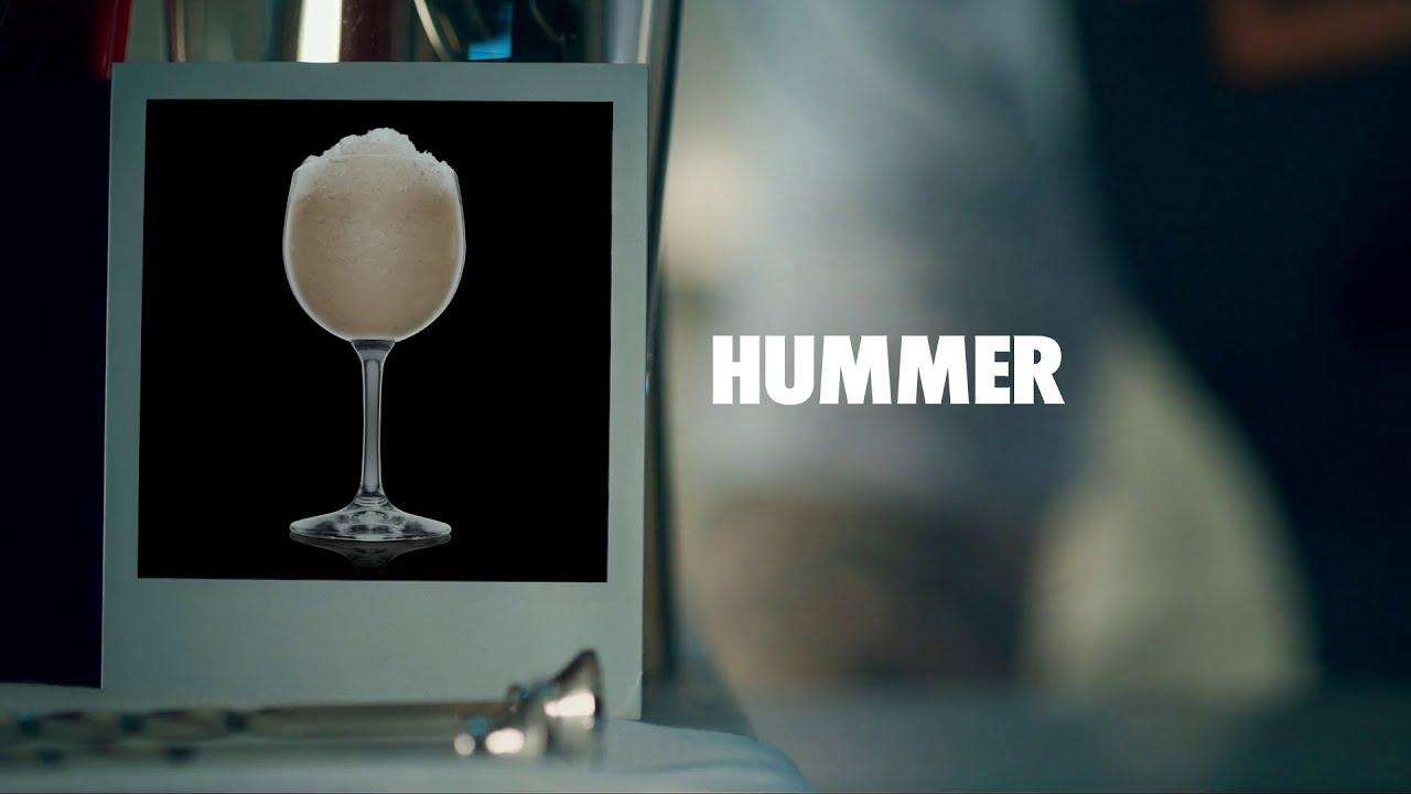 HUMMER DRINK RECIPE HOW TO MIX