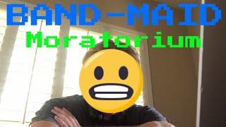 BAND MAID - Moratorium Live METALHEAD REACTION !!!!