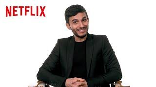 Mehdi Dehbi analisa seu personagem em Messiah | Netflix Brasil