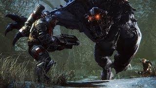 Evolve - Preview / Vorschau ( Gameplay) zum Monster-Multiplayer-Mix