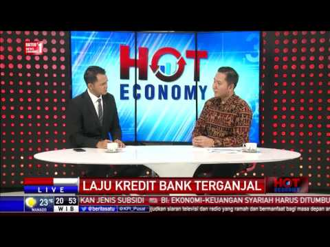 Hot Economy: Laju Kredit Bank Terganjal #5