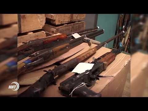 В Дагестане проводится мероприятие – «Оружие-выкуп»