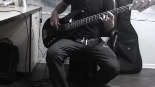 Noize Mc - ругань из-за стены (Artem Golovko Bass cover)