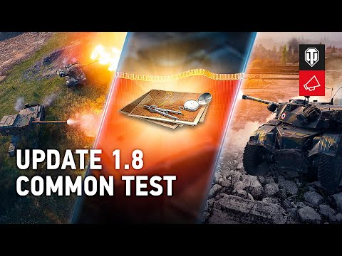 Update 1.8 Common Test: Statistics, Daily Missions, and Ranked Battles