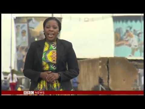 BBC News   South Africa faces power crisis and blackouts