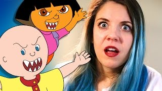 The Worst Things About Kids' TV • Wine Mom