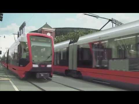 Light Rail for San Francisco by Siemens  - Unravel Travel TV