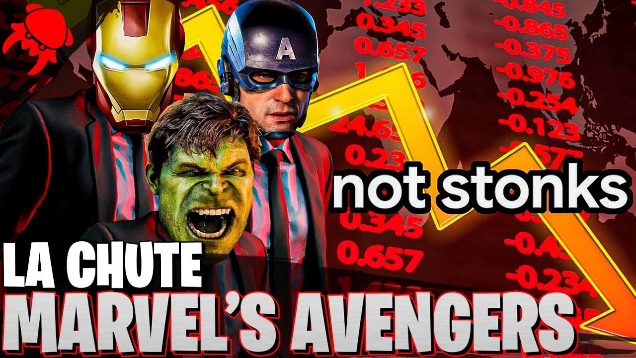 Download La CHUTE de MARVEL'S AVENGERS ↘️