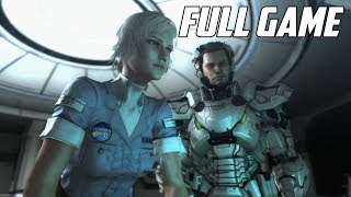 Vanquish Complete Game Full Game Walkthrough Ending 1080p 60fps