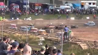 National Ministox- Stoke Speedway 26/9/2015 HEAT 1